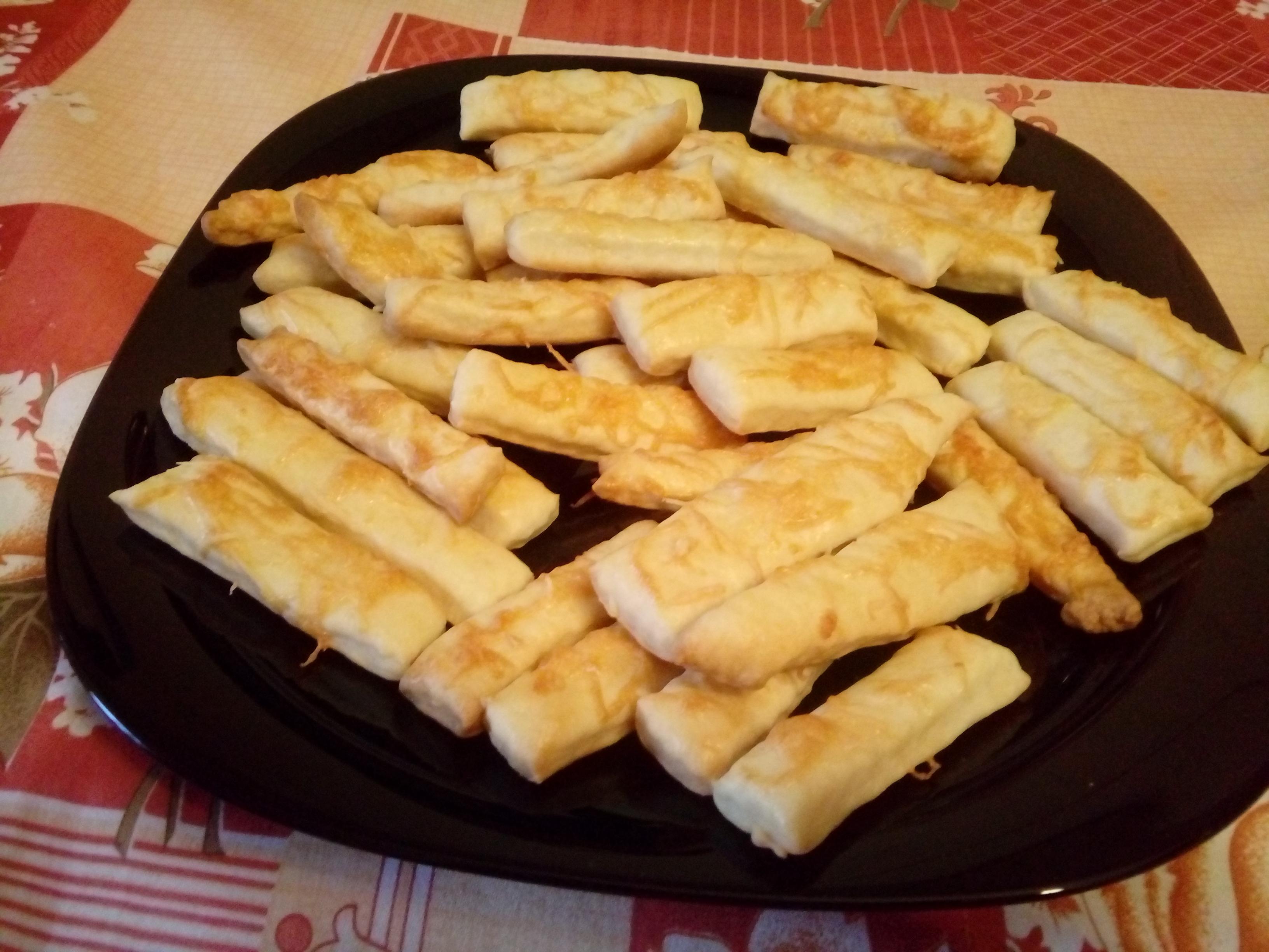 Sós-sajtos rúd